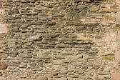 Old castle wall as a background — Stock Photo