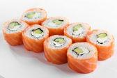 Frest とおいしい寿司 — ストック写真