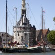 Dutch harbour — Stock Photo
