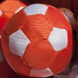 SoccerBal — Stockfoto