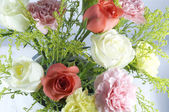 Flower bunquet — Stock Photo