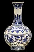 中国传统花瓶 — 图库照片