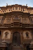 Nathmal Ki Haveli Mansion Front — Stock Photo
