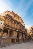 Nathmal Ki Haveli Mansion Angle — Stock Photo
