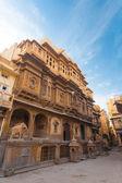 Nathmal Ki Haveli Mansion Angle — Stock Photo