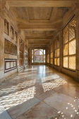 Tomb Salim Chishti Hallway Fatehpur Sikri — Stock Photo