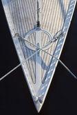 ヨットの弓 — ストック写真