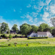 Farm house in Denmark — Stock Photo #10824926