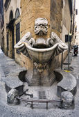Drink water source, Firenze, Italy — Stock Photo