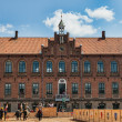 Nyborg city hall, Denmark — Stockfoto
