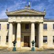 Downing college in cambridge, Verenigd Koninkrijk — Stockfoto #12069777