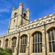 The University Church, Cambridge - Stock Photo