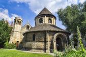 Runda kyrkan i cambridge — Stockfoto