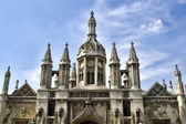 Kings college chapel Cambridge — Stockfoto
