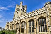 Universitet kyrkan, cambridge — Stockfoto