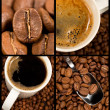 Stock Photo: Collection of coffee
