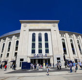 Yankee stadium — Stock Photo