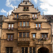 Maison des Tetes in Colmar - Stock Photo