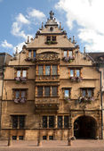 Maison des Tetes in Colmar — Stock Photo