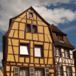 Stock Photo: Half-timbered house in Colmar