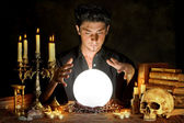 Occultism — Stock Photo