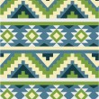 Ethnic seamless pattern - Image vectorielle