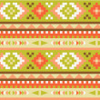 Seamless pattern in aztec style — Stock Vector #11778604