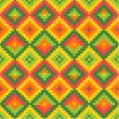 Stock Vector: Seamless mexico pattern #2