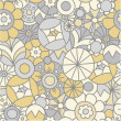 Seamless floral pattern #2 — Stock Vector #11778636