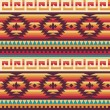Native americpattern — Vector de stock #11779151