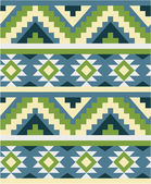 Ethnic seamless pattern — Vecteur