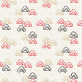 Seamless pattern in traditional japanese style #2 — Stok Vektör