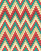 Seamless ethnic pattern — Vector de stock