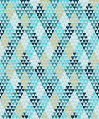 Seamless geometric pattern #2 — Stock vektor