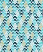 Seamless geometric pattern #2 — Stockvektor