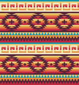 Native american pattern — Vector de stock