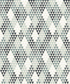 Emenda geométrico abstrato # 1 — Vetorial Stock