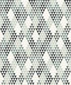De fondo sin fisuras geométrico # 1 — Vector de stock