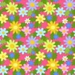 Summer bright meadow — Stock Vector #10946881