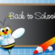Vettoriale Stock : Back to school . Kids Illustration