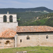 Ermita de San Pantalen de Losa, Burgos (Espaa) - Stock Photo