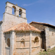 Ermita de San Pantalen de Losa, Burgos (Espaa) - Lizenzfreies Foto