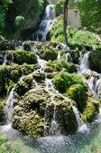 Orbaneja del Castillo waterfall, Burgos (Spain) — Zdjęcie stockowe