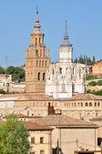 Catedral de Tarazona, Zaragoza (España) — Foto de Stock