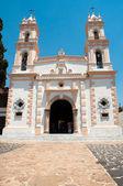 Preciosa Sangre de Cristo parish, Taxco (Mexico) — Stock Photo
