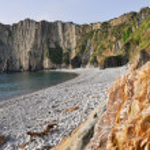 Beach of Silence, Asturias (Spain) — Stock Photo #11497217