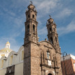 San Cristobal church, Puebla, Mexico — Stock Photo