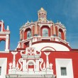 Santo Domingo church, Puebla (Mexico) — Stock Photo #11913683