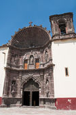 Church of Our Lady of Health, San Miguel de Allende, Mexico — Stock Photo