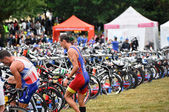 Distance Triathlon World Championships, July 29, 2012 — Stock Photo